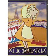 Alice In Paris Slim Case On DVD with Luce Ennis - XX613592