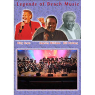 Legends Of Beach Music On DVD With Maurice Williams - XX613657