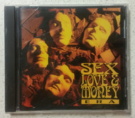 Era By Sex Love & Money On Audio CD Album 1995 - XX619818