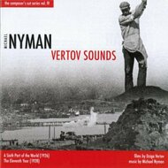 Nyman: Vertov Sounds By Michael Nyman Band Michael Nyman Michael Nyman - XX619882