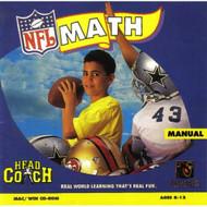 NFL Math Software Football - XX621537