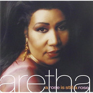 A Rose Is Still A Rose By Aretha Franklin On Audio CD Album 1998 - XX622188