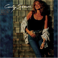 Have You Seen Me Lately By Carly Simon On Audio CD Album 1990 - XX622322