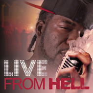 Live From Hell By Hell Rell On Audio CD Album 2009 - XX624096