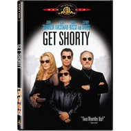 Get Shorty Repackaged On DVD With John Travolta - XX624833