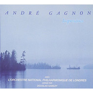 Impresssions By Andre Gagnon On Audio CD Album 2013 - XX625156