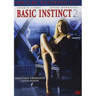 Basic Instinct 2 Unrated On DVD with David Morrissey Comedy - XX627512