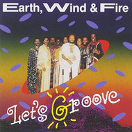 Let's Groove By Earth Wind & Fire On Audio CD Album 1991 - XX627775