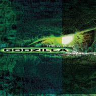 Godzilla: The Album 1998 Film On Audio CD - XX628313