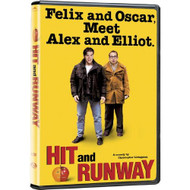 Hit And Runaway On DVD - XX628745