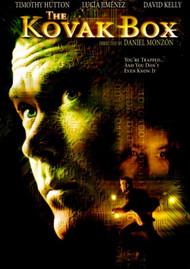 The Kovak Box On DVD With Timothy Hutton - XX631265