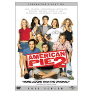 American Pie 2 Full Screen Edition On DVD With Jason Biggs - XX631659