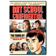 Art School Confidential On DVD With Anjelica Huston - XX632011