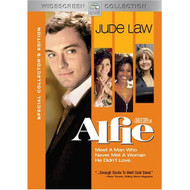 Alfie Widescreen Special Edition On DVD with Jude Law Comedy - XX635822