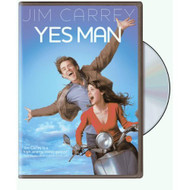 Yes Man Single-Disc Edition On DVD With Jim Carrey Comedy - XX636108