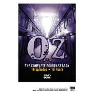 Oz: Season 4 On DVD With Kirk Acevedo - XX636207
