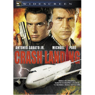 Crash Landing On DVD with Antonio Sabato Jr - XX636313