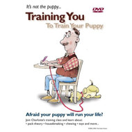 It's Not The Puppy Training You To Train Your Puppy On DVD With - XX637107