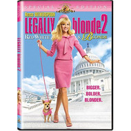 Legally Blonde 2 Red White & Blonde Special Edition On DVD with Reese - XX637380
