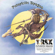 Futuristic Dragon By T-Rex On Audio CD Album 2015 - XX637637