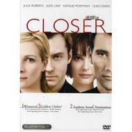 Closer Superbit Edition On DVD with Jude Law Romance - XX638448