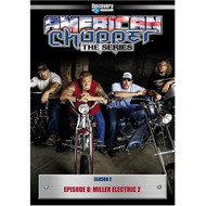 American Chopper Season 2 Episode 8: Miller Electric 2 On DVD - XX638890