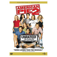American Pie 2 Unrated Full Screen Edition On DVD with Jason Biggs - XX640413