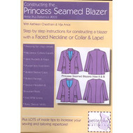 Constructing The Princess Seamed Blazer Petite Plus Patterns 202: Step - XX640452