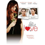 The Truth About Love On DVD with Dougray Scott Romance - XX640608