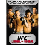 Ultimate Fighting Championship Vol 62: Liddell Vs Sobral On DVD With - XX640705