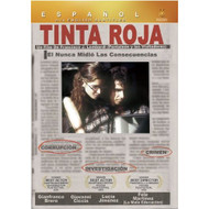 Tinta Roja On DVD with Gianfranco Brero Mystery - XX641036