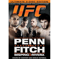 UFC 127 On DVD With Bj Penn Wrestling - XX641630