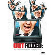 Outfoxed Rupert Murdoch's War On Journalism On DVD with Douglas Cheek - XX641651