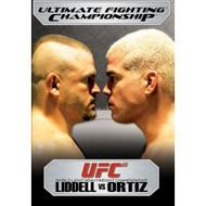 Ultimate Fighting Championship Vol 66 Liddell Vs Ortiz On DVD with - XX641718