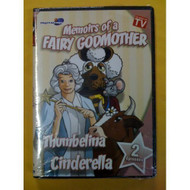 Memoirs Fairy Godmother: Thumbelina Cinderella On DVD - XX641862