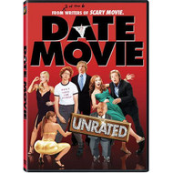 Date Movie Unrated Edition On DVD with Alyson Hannigan Comedy - XX642077