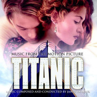 Titanic Music From The Motion Picture By Imports 1997-01-01 On Audio - XX643547
