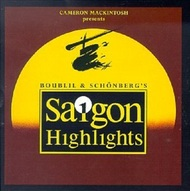 Miss Saigon 1995 Studio Cast Highlights By Schonberg Claude-Michel - XX643554