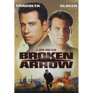 Broken Arrow '96 On DVD With John Travolta - XX644137