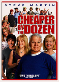 Cheaper By The Dozen On DVD Comedy - XX644144