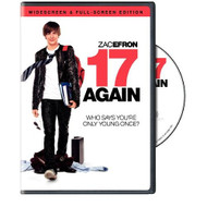 17 Again On DVD With Zac Efron - XX644366