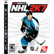 NHL 2K7 For PlayStation 3 PS3 Hockey With Manual And Case - EEE604062