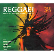 Reggae Time By Reggae Time On Audio CD Reggae Ska & Dub - E506564