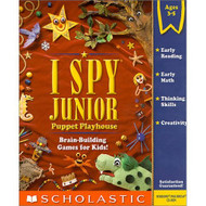 I Spy Junior Puppet Playhouse On Audio CD Album 2003 Software - DD570716