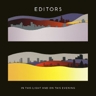 In This Light & On This Evening By Editors On Audio CD Album 2009 - DD572582