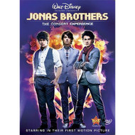 Jonas Brothers: The Concert Experience Single-Disc Edition On DVD With - DD577253