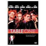 Table One On DVD With Stephen Baldwin Comedy - DD578674