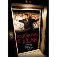 Four Stories Of St Julian On DVD 4 Horror - DD580757