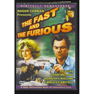 The Fast And The Furious Slim Case On DVD With John Ireland - DD581624