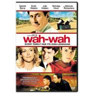 Wah:Wah On DVD With Gabriel Byrne - DD582020